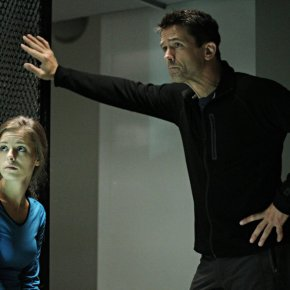 Billy Campbell and Jordan Hayes Take On a Pandemic inHelix