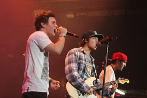 Getting Deep With Emblem3