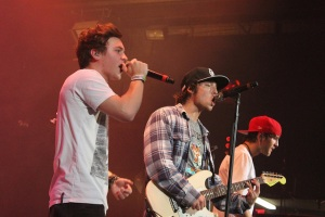 Emblem3 at the Tower Theater in Philadelphia, PA - February 21, 2013