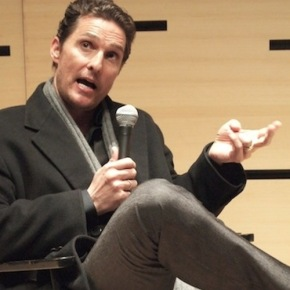 Matthew McConaughey – Discusses Resurrecting His Career with Dallas Buyer's Club and True Detective