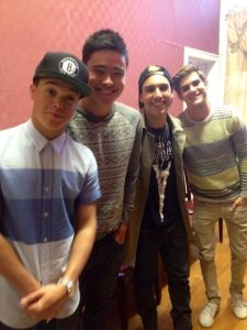 IM5 at Reality Dance anti-bullying show in Montclaire, NJ on March 11, 2014