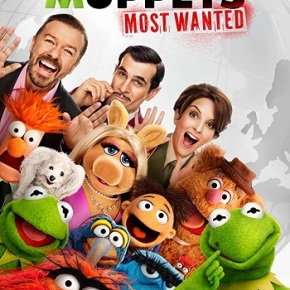 Muppets Most Wanted (A PopEntertainment.com MovieReview)