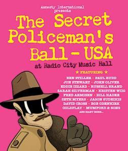 The Secret Policeman's Ball - USA