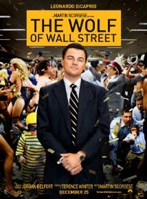 The Wolf of Wall Street (A PopEntertainment.com MovieReview)