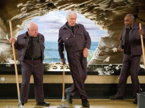 """Mickey Rooney, Dick Van Dyke and Bill Cobbs star in """"Night At the Museum."""""""