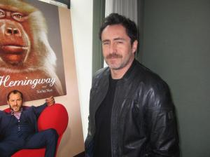Demián Bichir at the New York Press Day for 'Dom Hemingway.'  The Crosby St. Hotel, SoHo, New York.  March 27, 2014.  Photo copyright 2014 Jay S. Jacobs