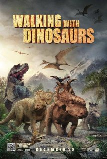 Walking With Dinosaurs: The Movie (A PopEntertainment.com Movie Review)