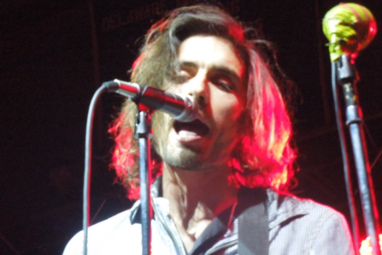 Tyson Ritter All American Rejects 2014