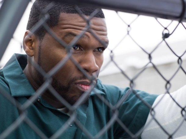 "Curtis ""50 Cent"" Jackson in ""Power."""