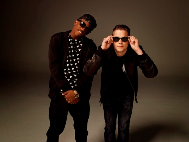 Malcolm Kelley and Tony Oller of MKTO