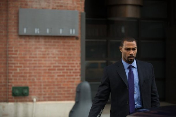 "Omari Hardwick in ""Power."""