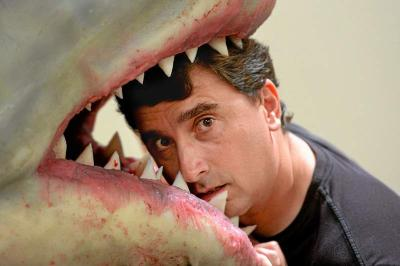 "Director Anthony C. Ferrante of ""Sharknado 2: The Second One."""
