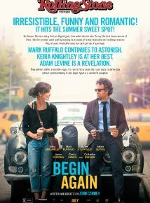 Begin Again (A PopEntertainment.com Movie Review)