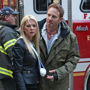 Ian Ziering, Tara Reid, Vivica Fox and Anthony C. Ferrante – It's Raining Sharks in the City that Never Sleeps