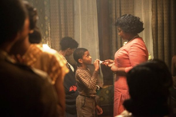 "Octavia Spencer stars in ""Get On Up."""