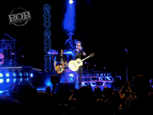 Goo Goo Dolls - Susquehanna Bank Center - Camden, NJ - August 17, 2014 Photo by Ally Abramson © 2014