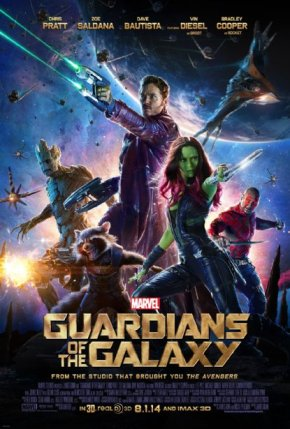Guardians of the Galaxy (A PopEntertainment.com MovieReview)
