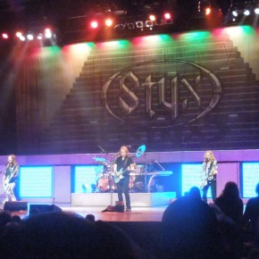 Styx – American Music Theatre – Lancaster, PA – September 19, 2014 (A PopEntertainment.com Concert Review)