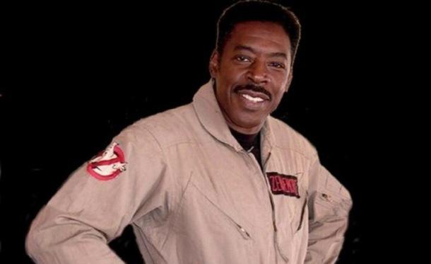 Ernie Hudson in 'Ghostbusters 2.'