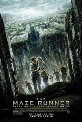 The Maze Runner (A PopEntertainment.com MovieReview)