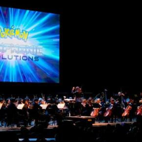 Pokémon Symphonic Evolutions – The Mann Center for the Performing Arts – September 19, 2014 (A PopEntertainment.com Concert Review)