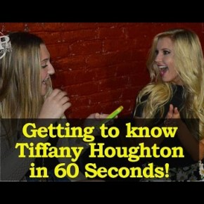 Tiffany Houghton Takes on the Coke or Pepsi Challenge!