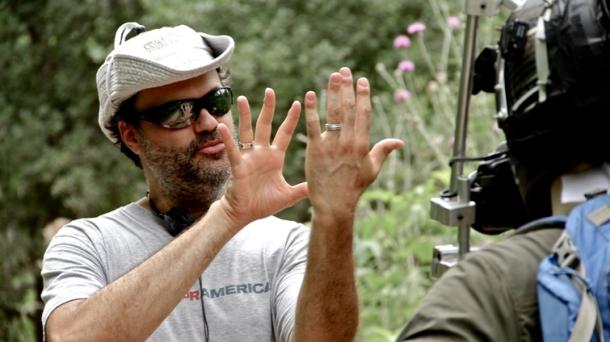 """Eduardo Sanchez directs the film""""Exists."""""""