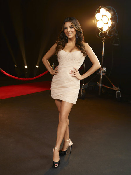 For the eighth year, Eva Longoria will be co-hosting the Alma Awards.