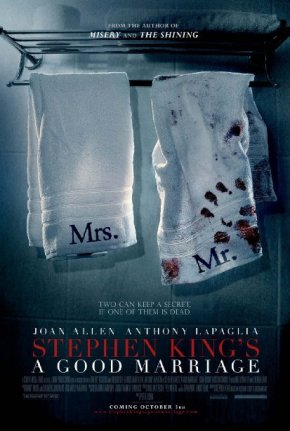 Stephen King's A Good Marriage (A PopEntertainment.com Movie Review)