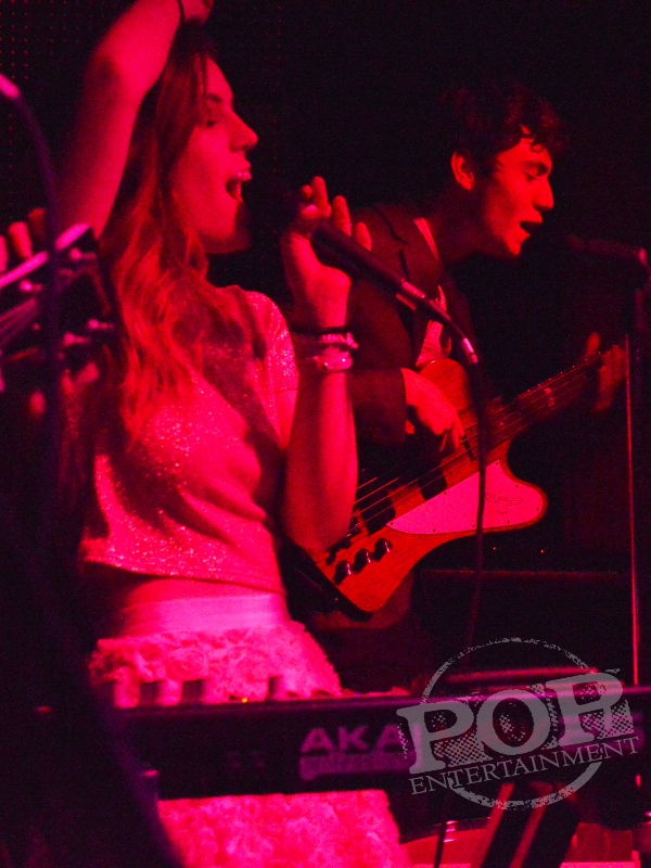 Echosmith live at The Barbary in Philadelphia, October 30, 2014.  Photo copyright 2014 by Jay S. Jacobs.
