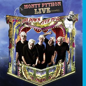 Monty Python Live (Mostly)  (A PopEntertainment.com Video Review)