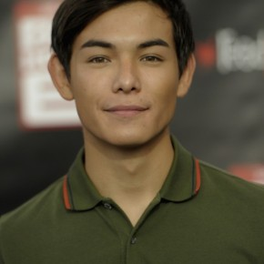 Disney's Animated Big Hero 6 Turns Actor Ryan Potter into A Super Hiro