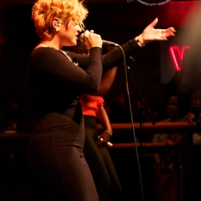 Tessanne Chin Counts On HerFans