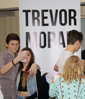Talking EPs with Trevor Moran