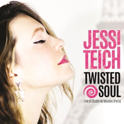 """Jessi Teich """"Twisted Soul"""""""