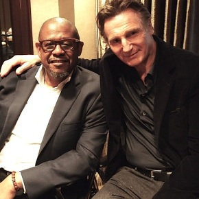 Liam Neeson and Forest Whitaker – Veteran Actors on the Run in Taken 3