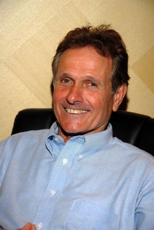 Mark Goddard lost in space