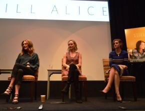 Julianne Moore, Kristen Stewart, Kate Bosworth, Lisa Genova & Wash Westmoreland Stare Down a Debilitating Disease with StillAlice