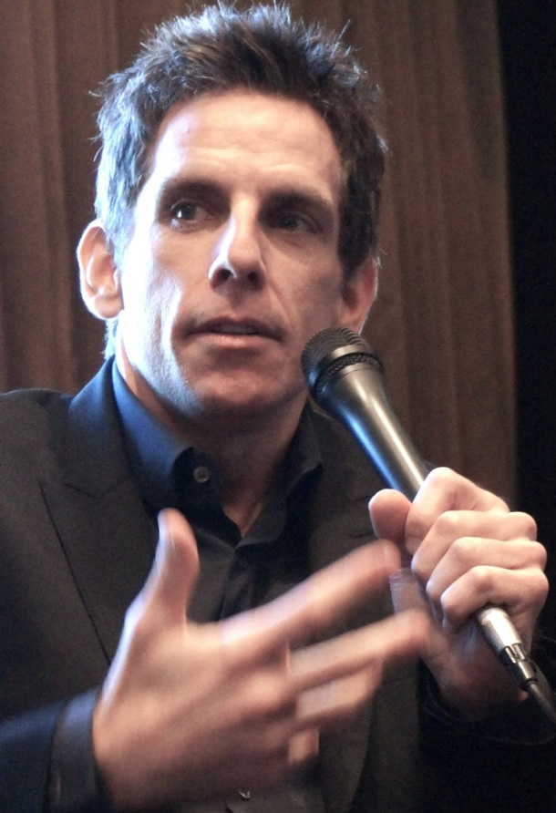 """Ben Stiller at the New York press day for """"Night at the Museum: Secret of the Tomb.""""  Photo copyright 2014 Brad Balfour."""