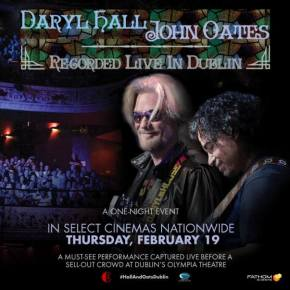 Daryl Hall and John Oates: Live in Dublin (A PopEntertainment.com MusicReview)