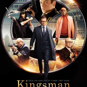 Kingsman: The Secret Service (A PopEntertainment.com Movie Review)