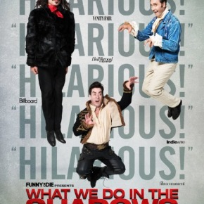 What We Do in the Shadows (A PopEntertainment.com Movie Review)