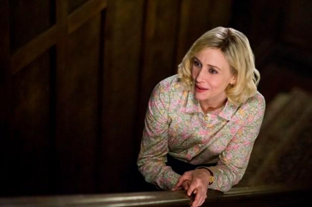 Vera Farmiga stars in Bates Motel