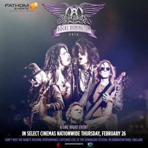 Aerosmith Rocks Donington 2014 (A PopEntertainment.com Music Review)