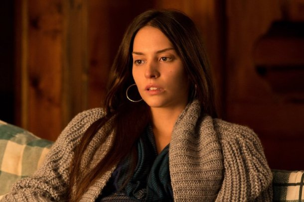 Genesis Rodriguez in Run All Night