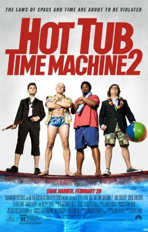 Hot Tub Time Machine 2 (A PopEntertainment.com MovieReview)