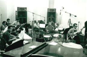 Denny Tedesco, Hal Blaine and Don Randi – Building Up the WreckingCrew