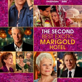 The Second Best Exotic Marigold Hotel (A PopEntertainment.com MovieReview)