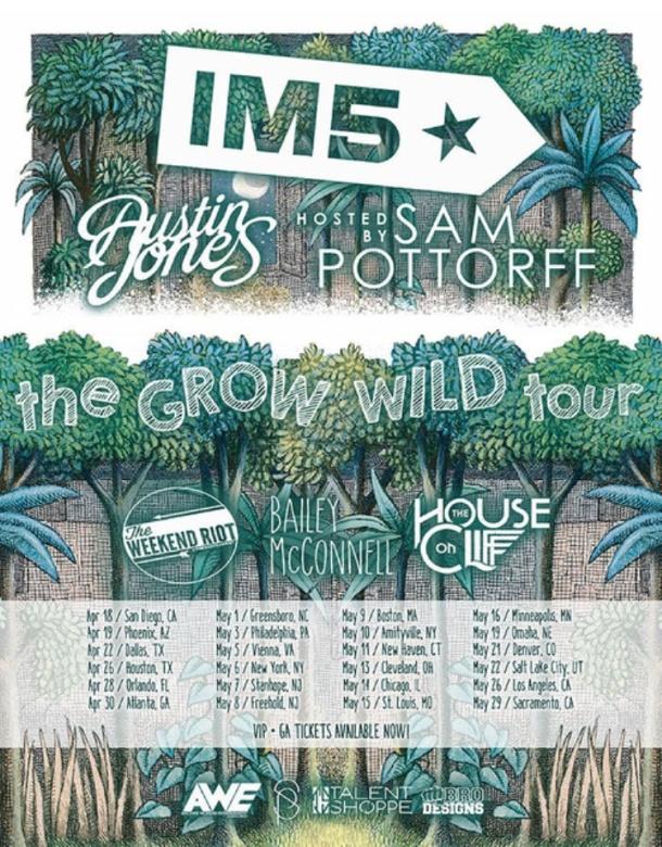 Grow Wild Tour