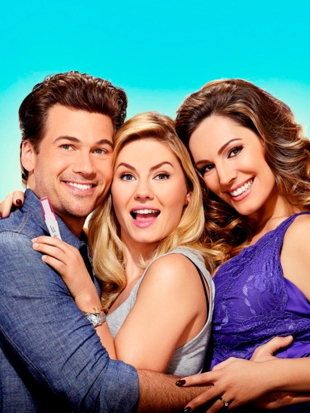 """ONE BIG HAPPY -- Pictured: """"One Big Happy"""" Vertical Key Art -- (Photo by: NBCUniversal)"""